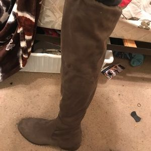 ea11bb04cff American Eagle Outfitters · Knee High American Eagle Boots